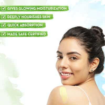 Mamaearth Ubtan Nourishing Cold Cream for Glowing Moisturization