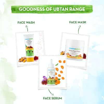 Ubtan skincare regimen for you