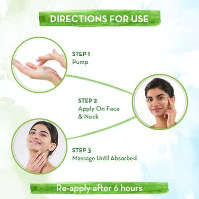 how to use ubtan day cream