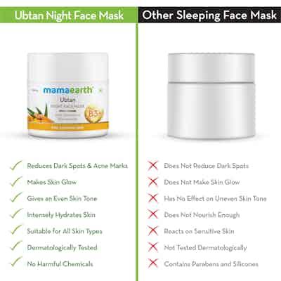 night face mask