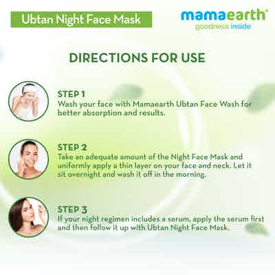 how to use overnight face mask for fairness