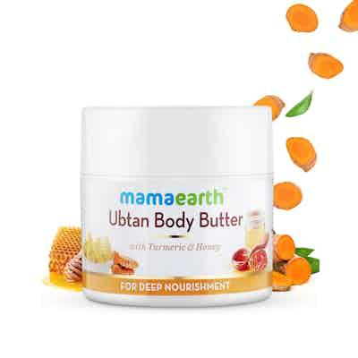 Mamaearth Ubtan Body Butter