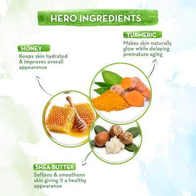 Key Ingredients Ubtan Body Butter