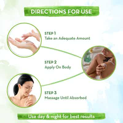 How to use Ubtan Body Butter