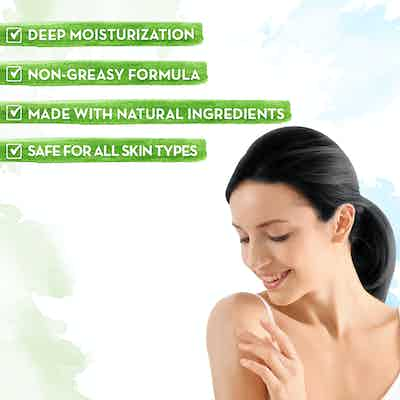 Mamaearth ubtan body lotion for all skin type