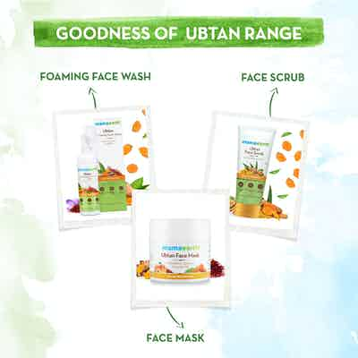 The Good Skin Care Regimen With ubtan