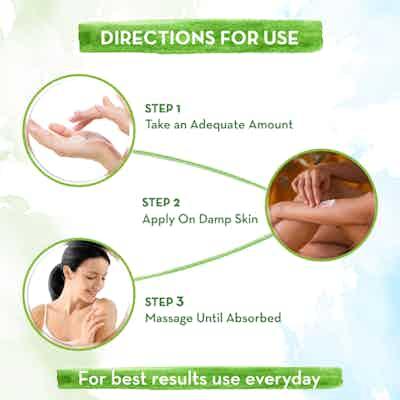 how to use mamaearth ubtan body yogurt