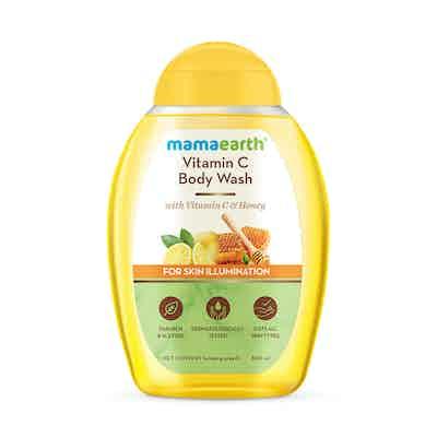 Vitamin C Body Wash with Vitamin C and Honey for Skin Illumination - 300ml