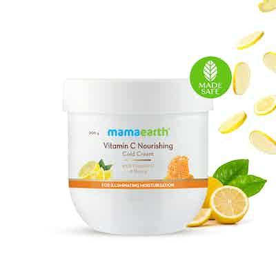 Mamaearth Vitamin C Nourishing Cold Cream