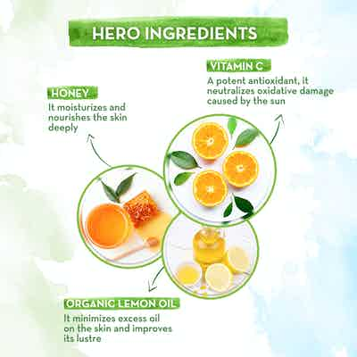 Vitamin C Nourishing Cold Cream with Vitamin C & Honey