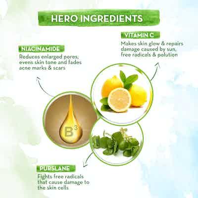 key ingredients vitamin c skin cream