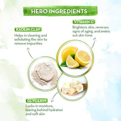 vitamin c mask ingredients
