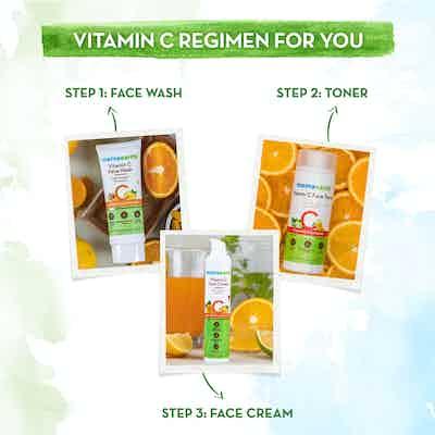 mamaearth vitamin c range for you